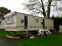 2 bedroom Static Caravan (sleeps 6) in lovely, family site with pool & club nr Aberporth, Ceredigion