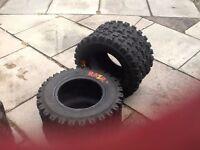 razr quad tyres