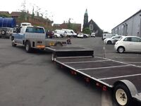 Car transport / recovery