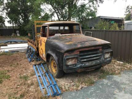1967 AT4 Dodge Pickup 267 pacer motor (project)