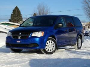 2013 Dodge Grand Caravan SE + 7 PASSAGERS + A/C 2 ZONES + GR ÉLE