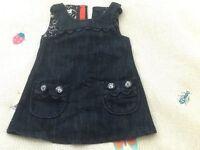 Baby girl new dress 3-6 month