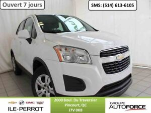 2014 CHEVROLET TRAX FWD LS CROSSOVER, BLUETOOTH