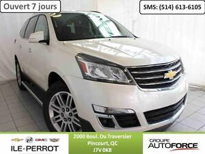 2014 Chevrolet Traverse 1LT