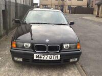 BMW 316i Automatic 1600 4 Door Black 1995