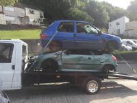 £££ Scrap Cars / Vans bought for cash £££
