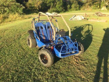 150cc 2 seat buggy