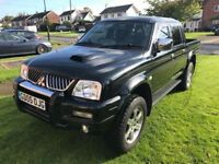 *** 2005 Mitsubishi animal l200 ***