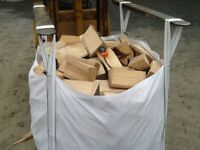 Kiln dried Hardwood Logs free delivery