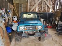 suzuki samurai sport sold as spares or repair