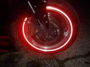 REFLECTIVE-RIM-STRIPES-WHEEL-DECALS-TAPE-STICKERS-Kawasaki-NINJA-250-R-EX-300-ZX