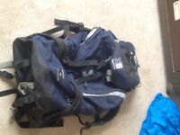 65 litre Back Pack