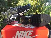 Nike - Air Max Plus Tuned Tn - Black / Legion Green - US10 - New South Yarra Stonnington Area Preview