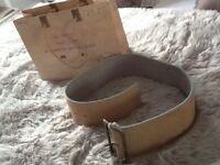 All Saints Ladies Leather Belt