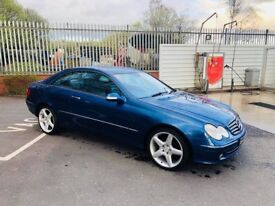 MERCEDES CLK 270 CDI, TIPTRONIC/AUTO, IMMACULATE