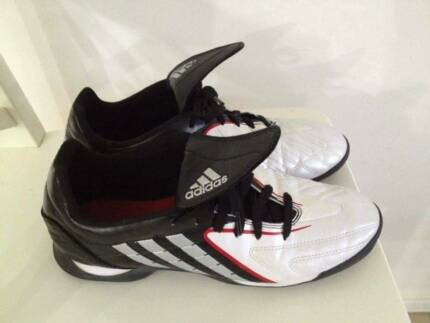 Adidas Traxion Hard Ground Cleats / Indoor Soccer Boots