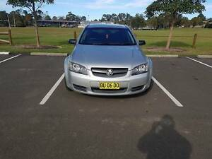 2008 Holden Commodore Sedan Helensburgh Wollongong Area Preview