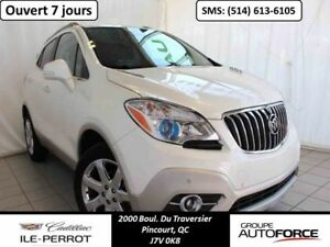 2014 BUICK ENCORE AWD LEATHER AWD, CUIR, TOIT OUVRANT