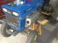 Iseki tractor parts wanted