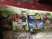 Xbox games for sale all bar 1 work on xbox360.
