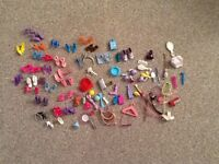 Doll - accessories for 'barbie' size doll