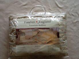 Forever England single bed set