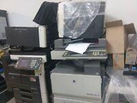 Konica Minolta Printers Large multifunctional printers Spares or repairs £10