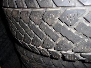 4 pneus d'hiver 195/65/15 Snowtrakker Pacemark