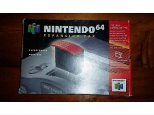 N64 Nintendo 64 Expansion Pak Liverpool Liverpool Area Preview