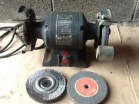 Black and decker professional bench grinder 240 volt