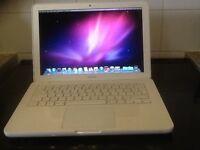 APPLE MAC UNIBODY 2010. 250GB HDD. 4GB RAM. 2.40GHz DUAL CORE PROCESSOR. OSX 10.6.8. GOOD BATTERY.