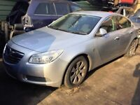 2011 Vauxhall Insignia 2.0 diesel Manual (Silver Z176) ''BREAKING'' parts for sale