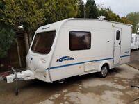 2006 Bailey Ranger 460/2 2 berth caravan Awning, VGC, light to tow, Bargain ! January Sale