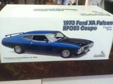 CLASSIC CARLECTABLES MODEL CAR FORD XA RP083 COUPE COSMIC BLUE Algester Brisbane South West Preview