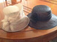 Hats for weddings or special occasions