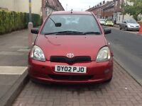 Toyota Yaris 3dr *Low Mileage*
