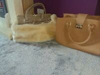 Womans bags and shoes