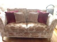 Alstons Courtney 2x2 seater sofas
