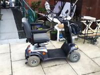 KYMCO SUPER 8 XL MOBILITY SCOOTER CLASS 3 ROAD LEGAL