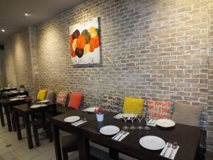Thai restaurant for sell in the prime location of Kings Cross