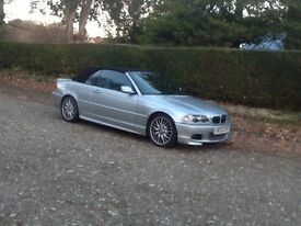 """BMW 325CI SPORT AUTO EYE-CATCHING METALLIC SILVER 18""""ALLOY WHEELS FULLY LOADED ELECTRIC ROOF CD ETC"""