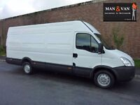 Man and Van Removals - House - Flats - Business and Single Items Delivery