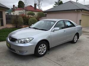 2006 Toyota Camry Sedan Armidale Armidale City Preview