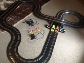 Scalextric Start boxed