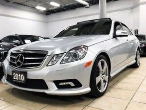2010 Mercedes-Benz E350 4MATIC | NAV | BT-AUDIO | CLEAN CARPR...