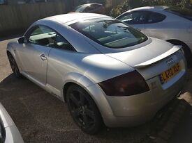 Audi TT 225 S-line The full works worth a l@@k