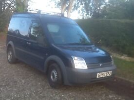 FORD TRANSIT LW BASE HI- ROOF T230 L90 1.8 TDCI OCT 2007 S/ HISTORY £4141 WORK INVOICES MOT 09/17