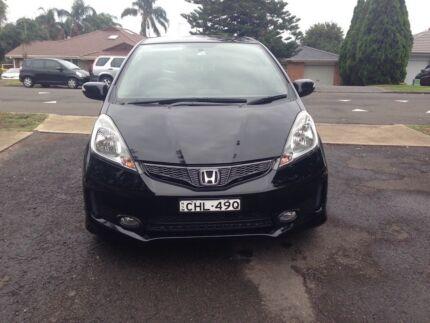 2012 Honda Jazz hatchback