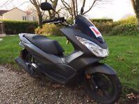 Honda PCX 125cc Matt Grey 2015 One Owner From New