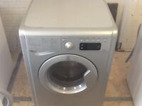 Indesit washer dryer (7.5 kg ) ( silver) can deliver local